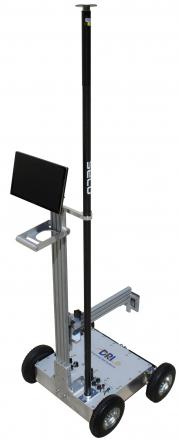 Radar Measurement Cart Used For Verification And Calibration Of Adas Targets