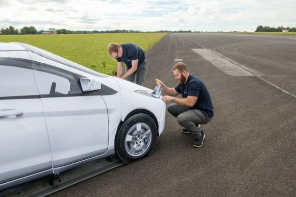 Soft Car 360 Is Global Vehicle Target Approved By Euro Ncap For Adas Testing